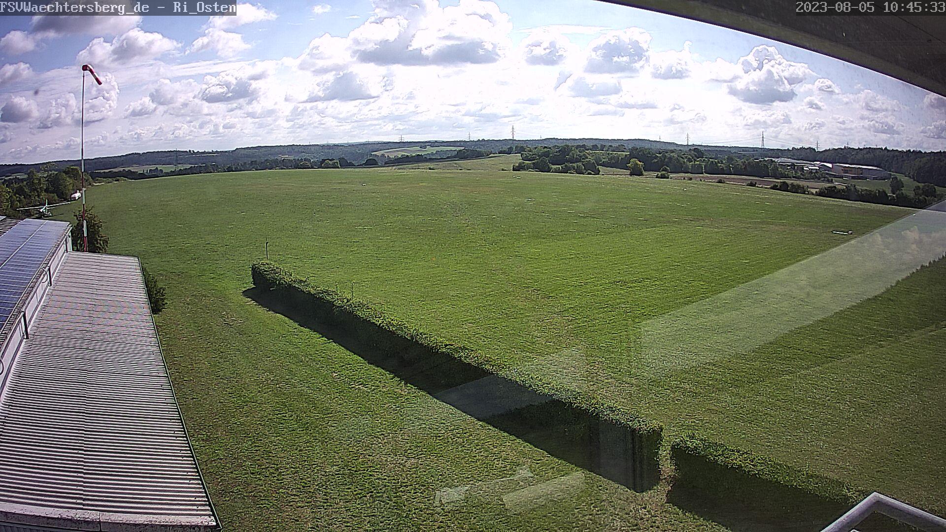 Webcam - Richtung Osten